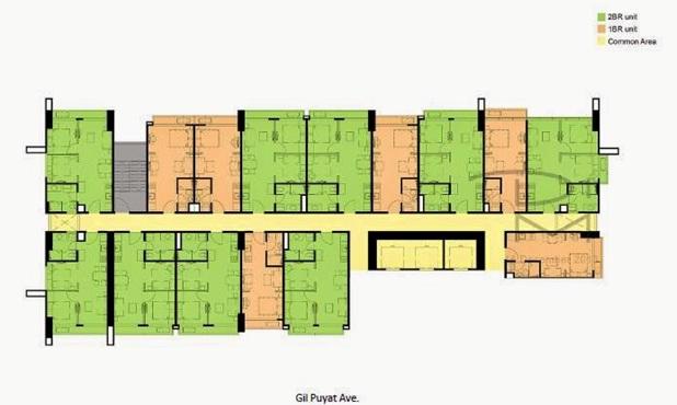 100 west floor plan east wing