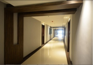 hallway wack wack condo
