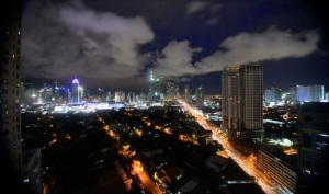 ortigas skyline view at wack wack