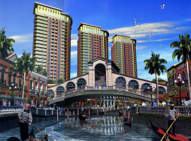The Venice at McKinley Hill