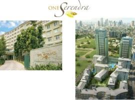 ONE SERENDRA – PALM BLDG. FORT BONIFACIO GLOBAL CITY