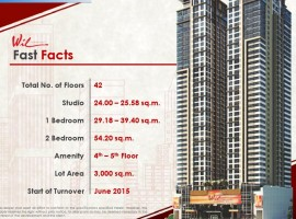 Wil Tower condo for sale in QC