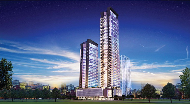 Residences at The Westin Manila Sonata Place Condo for sale in Ortigas Center