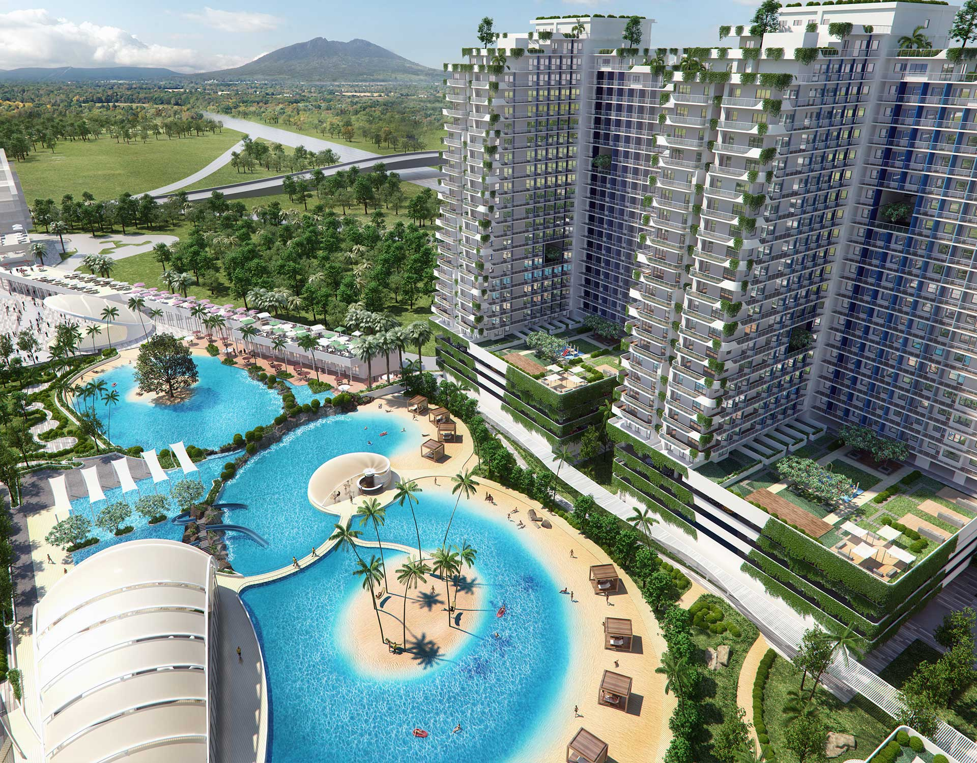 The Resort Residences at Azure North Pampanga