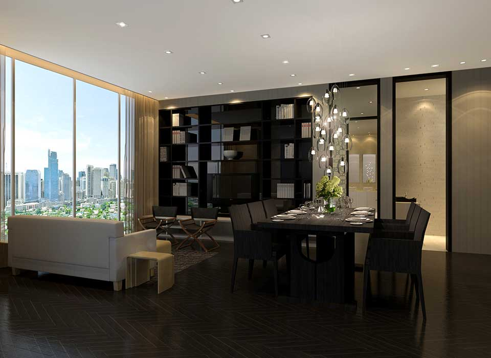 Trump Tower Manila Condo for sale near Makati Avenue