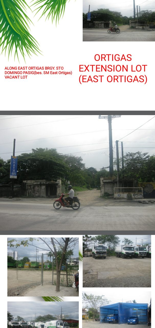 Lot for sale Ortigas extension 4.3 hec.
