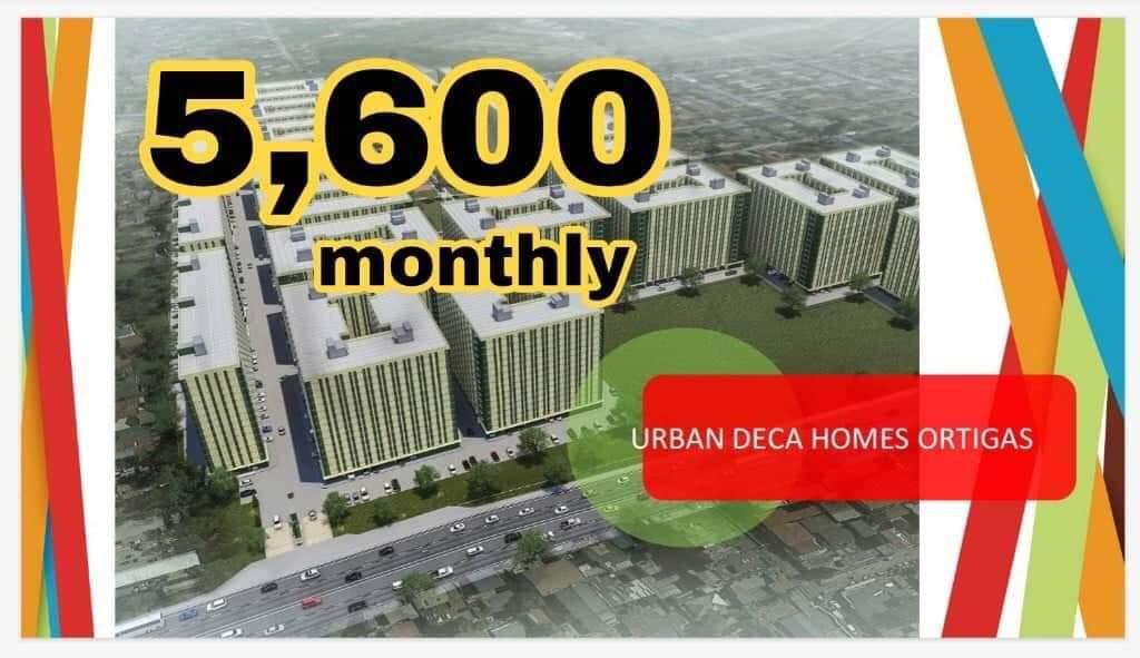 Condo for sale Ortigas extension urban deca