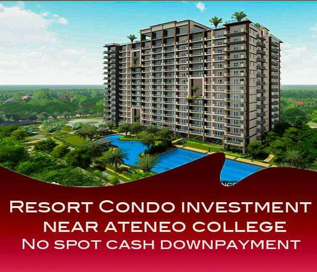 BEST CONDO PROPERTY INVESTMENT NEAR EASTWOOD & ATENEO DE MANILA
