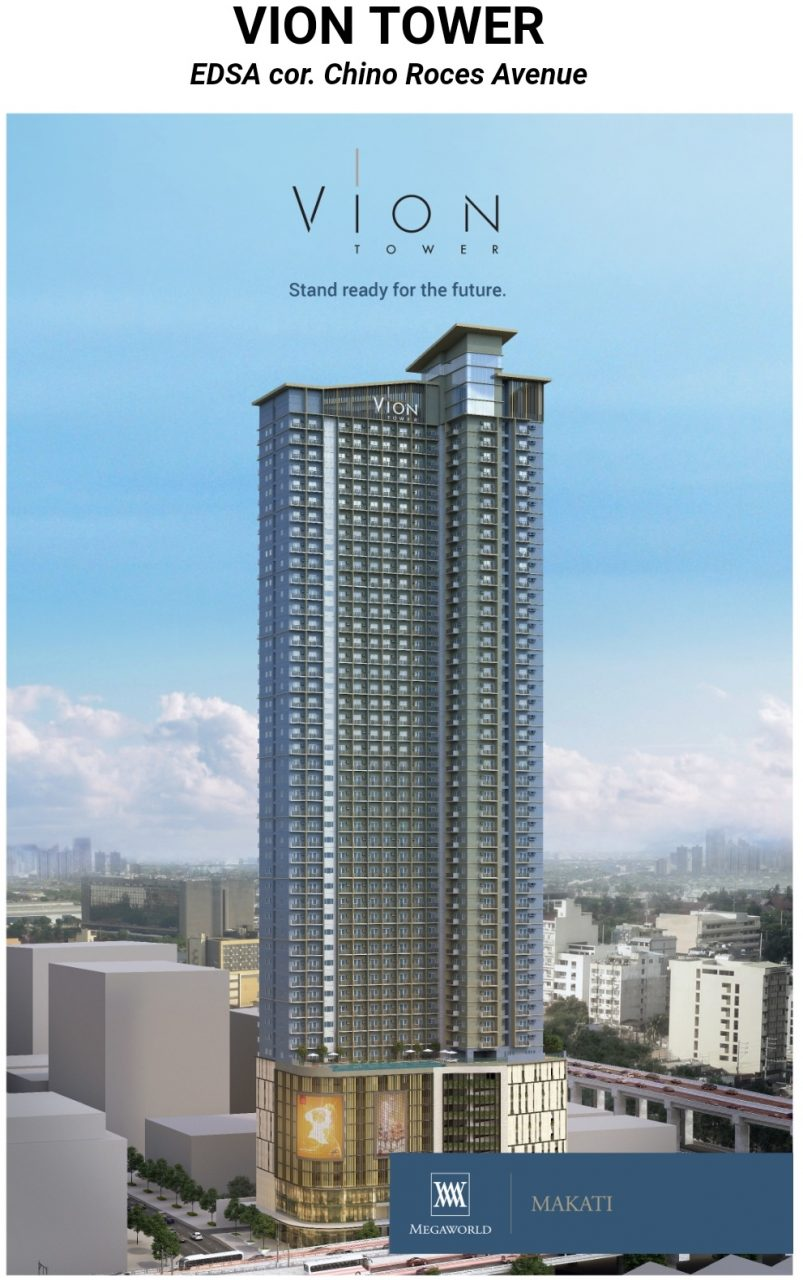 Vion Tower condo for sale in Makati