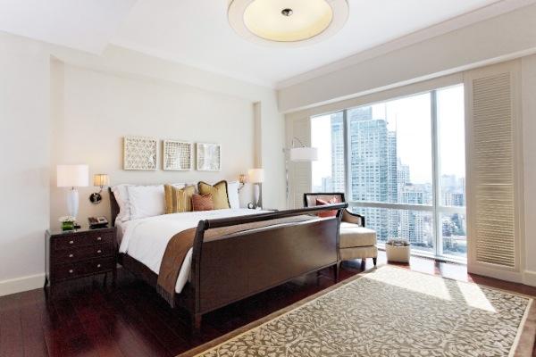 Three Bed Exec Bedroom