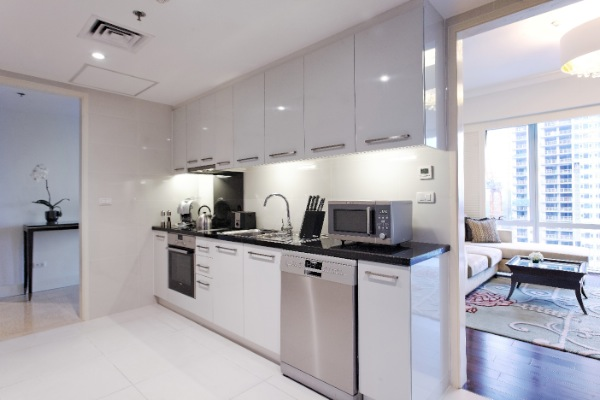 Two Bed Exec Kitchen