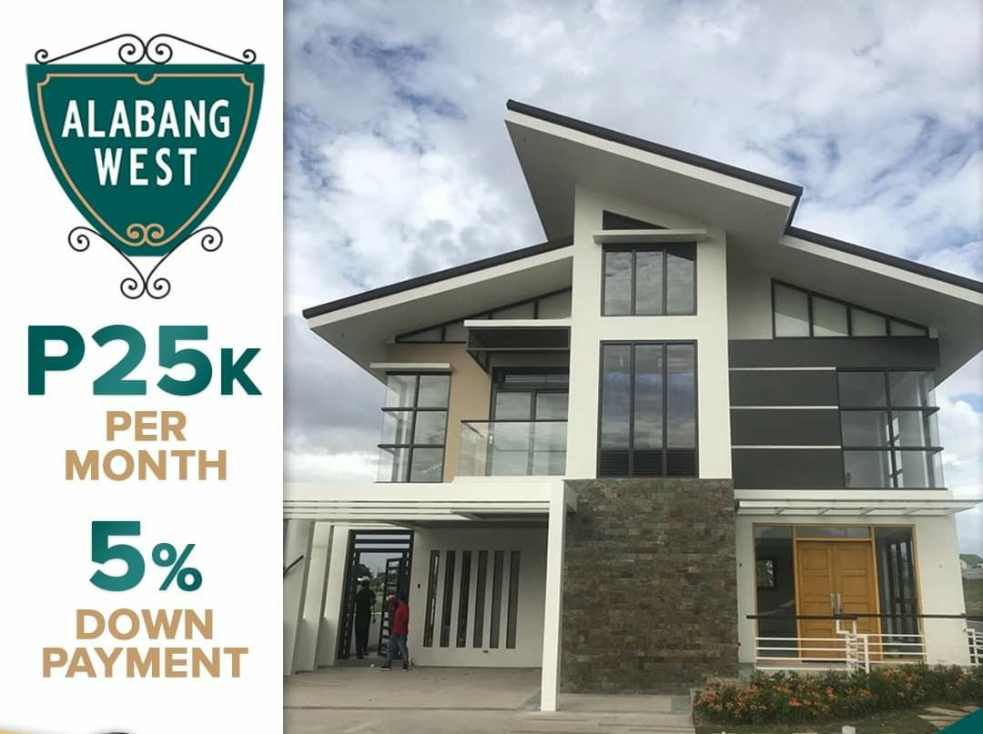 Alabang west house and lot for sale