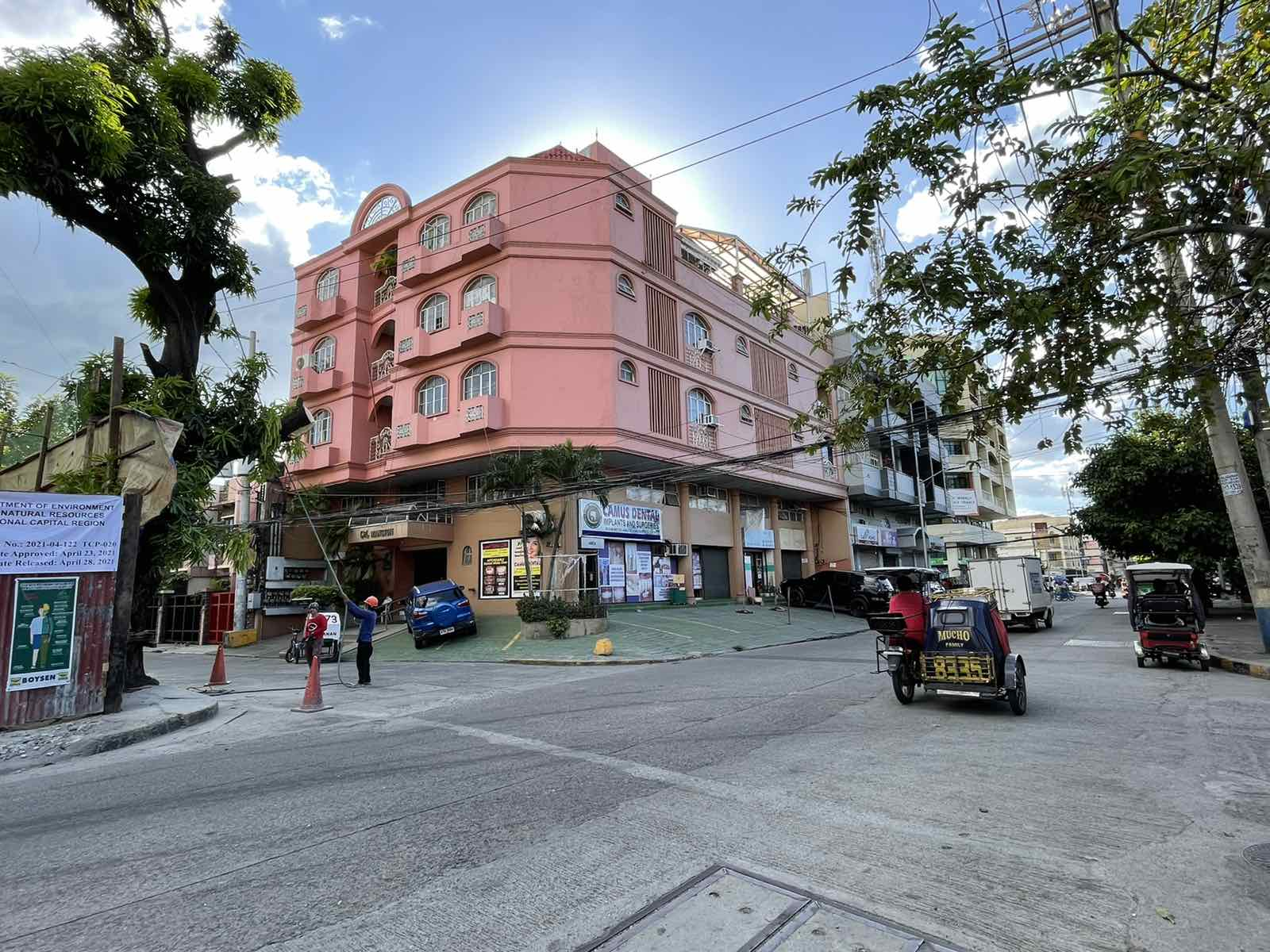 Building for sale in makati commercial and residential