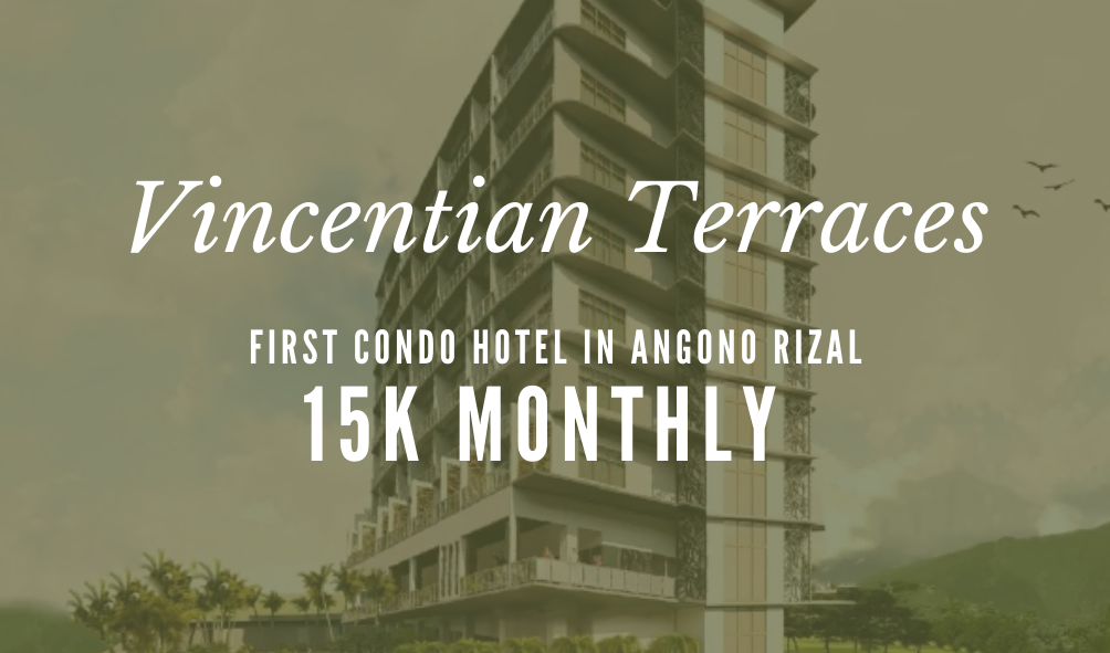 Condo Hotel in Angono Rizal